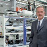 """""""In den letzten zwölf Monaten haben wir den höchsten Auftragseingang der Firmengeschichte verzeichnet"""", sagt Illig-Geschäftsführer Karl Schäuble. (Foto: Illig)"""