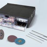 Meusburger: Neue Arbeitsmittel für die Oberflächentechnik