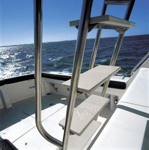 King Plastics stellt unter der Marke King Star-Board Produkte für die Schiffbaubranche her. (Foto: Nordson)