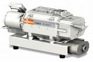 Schrauben-Vakuumpumpe Cobra NS. (Foto: Busch)