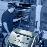 Cold Jet ist auf die Reinigung von Kunststoffformen spezialisiert. (Foto: Cold Jet)