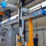 Sepro: Bislang größter Roboter kommt ins Programm