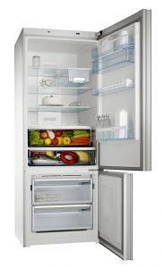 Das neue TPE Monprene RG-10170 wurde für Kühlschrank- und Gefriertruhenbauteile entwickelt. (Foto: Teknor Apex)