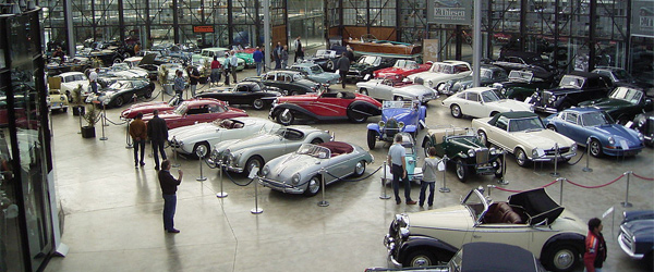 Oldtimer Museum Classic Remise (Foto: WMotzet/Wikimedia Commons)