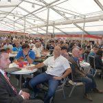 Desma Schuhmaschinen: Hausmesse in Achim zum 70jährigen