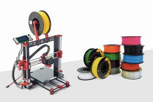 "Elix Polymers präsentiert das ""ABS 3D Printing""-Projekt in Kooperation mit Aimplas. (Foto: Elix)"