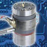 Der IN Sensor gestattet die Messung des Düsendrucks bis 4.000 bar und lässt sich über ein Heizband erwärmen. (Foto: Gefran)
