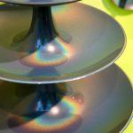 Etagere mit Hologramm-Effekt. (Foto: Koziol)