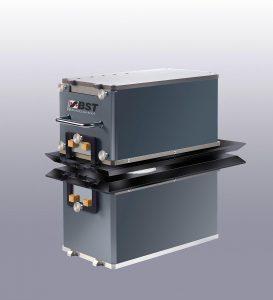 Der Transmissionssensor PC16S wave von BST ProControl arbeitet mit einer Sensortechnologie auf Basis nicht-ionisierender elektromagnetischer Wellen. (Foto: BST ProControl)