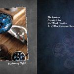 In dem Cocktailbuch werden vom Grafe-Design-Center eigens entwickelte Farbkreationen präsentiert und mit Mixgetränken zum Nachmachen kombiniert. (Foto: Grafe)