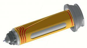 Die neuen Heißkanaldüsen der MTR-Reihe von HRSflow sind speziell für den Dünnwand-Verpackungsspritzguss und für das Spritzgießen dickwandiger Formteile ausgelegt. (Foto: HRSflow)
