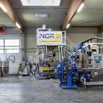 Kuhne/NGR: PET-Folien in einem Schritt