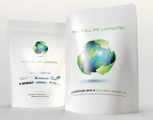 Full-Polyethylen-Laminatbeutel (Foto: Boralis)