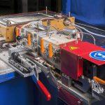 Neuartige Injektionseinheit zur automatisierten und qualitätsgesicherten RTM-Fertigung. (Foto: IKV/Fröls)
