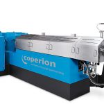 Coperion: Neue Features verbessern Handling bei Doppelschneckenextruder