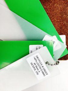 Die zu unterschiedlichen Anteilen auf nachwachsenden Rohstoffen basierende TPE-Reihe Dryflex Green wurde jetzt erweitert. (Foto: Hexpol TPE)