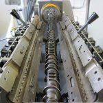 Das Forschungsprojekt durchleuchtet die verfahrenstechnischen Vorgänge im Inneren des Ko-Kneters. (Foto: IKT)