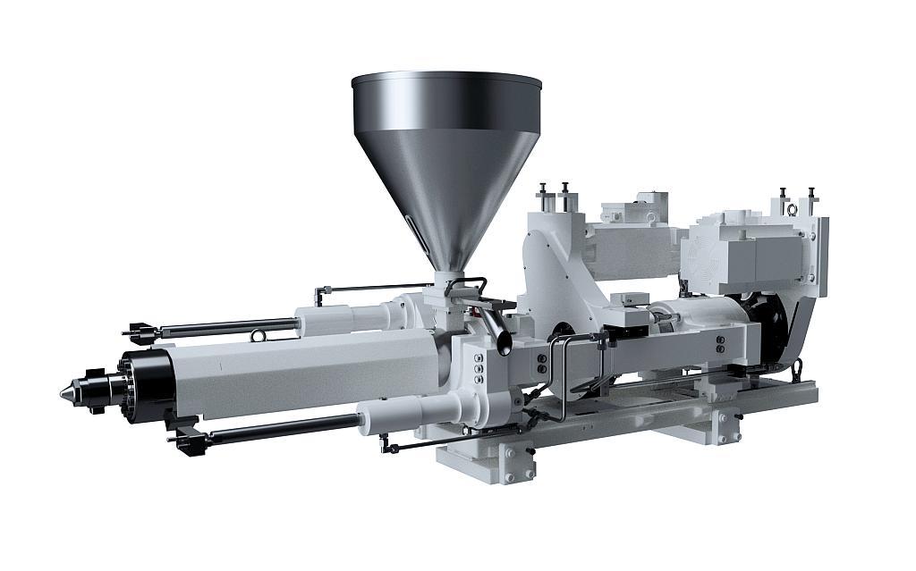 spritzer machine