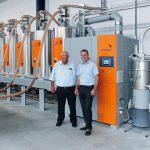 Bergmann: Energieeffiziente Materialversorgung verbessert Produktivität