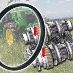 DuPont: Polyimid-Dichtungen im Traktor-Doppelkupplungsgetriebe