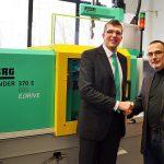 KUZ: Neue Spritzgießtechnik im Technikum