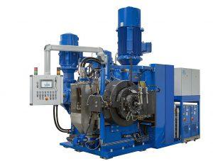 Der Roll-ex 1000 TRF ist für einen Durchsatz bis zu 10.000 kg/h ausgelegt. (Foto: Uth)