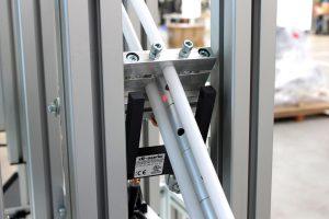 Sensorik zur Überwachung der Füllhöhe. (Foto: ASS)