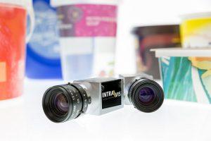 Optische IML-Inspektionssysteme von Intravis. (Foto: Beck Automation)
