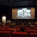 """Der größte Vortragsraum """"Kino"""" fasst über 100 Zuhörer. (Foto: K-AKTUELL)"""