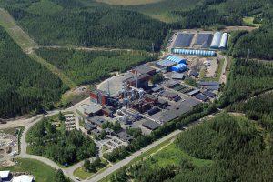Die neue Kunststoff-Recyclinganlage ist im Ekokem-Standort Riihimäki/Finnland integriert. (Foto: Ekokem)