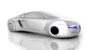 Mit Fibremod und Daplen bietet Borealis Lösungen für Fahrzeugaußenanwendungen der Zukunft. (Foto: Shutterstock – elsar)