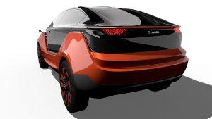 Insbesondere die Holografie dürfte sich als eine Top-Technologie für die künftige Autobeleuchtung erweisen. (Abb.: Covestro)