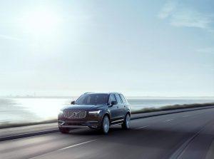 Volvo verbaut jetzt in weiteren Modellen Composit-Blattfedern. (Foto: Volvo)