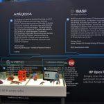 Mit der offenen Plattform für den 3D-Druck – hier eine Präsentation auf der Formnext 2016 in Frankfurt – macht HP neue Materialien verfügbar und eröffnet eine große Bandbreite an Anwendungsbereichen. (Foto: K-AKTUELL)