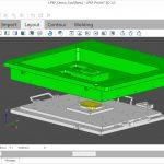 ProSeT 3D importiert Bauteile und Halterung direkt aus den CAD-Entwürfen. (Abb.: LPKF)