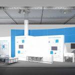 Kautex präsentiert neben seinen vollelektrischen Maschinen Systeme zur Materialeinsparung, Produktions-Schnellwechselsysteme sowie Dienstleistungsangebote. (Abb.: Kautex)