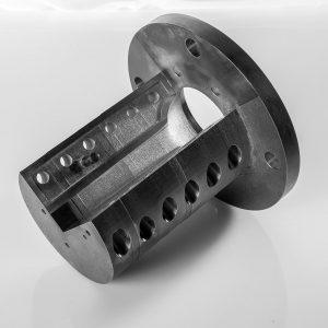 Additiv gefertigtes Demonstratorwerkzeug (Foto: IKV/Fröls)