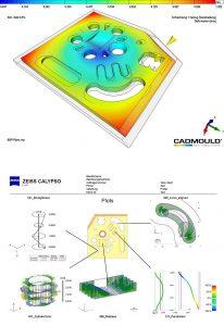 Cadmould-Zeiss-Calypso-Messprotokoll. (Abb.: Simcon)