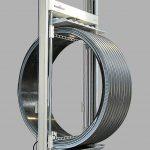 Zwick: Prüfmaschine für Rohre mit bis zu 3,5 m Durchmesser