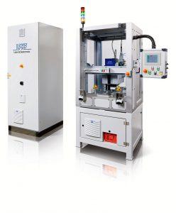 Das Lasersystem InlineWeld 6600 zum Kunststoffschweißen. (Foto: LPKF)