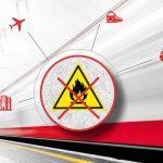 CTS: Nicht brennbarer Faserverbundwerkstoff
