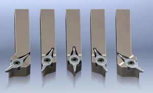 Die neue Geometrien wurden speziell für die Bearbeitung von Kunststoffkonturen mit großer Formtiefe entwickelt. (Foto: Dieterle)