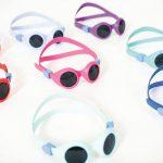 Kraiburg TPE: Baby-Sonnenbrille sitzt sanft durch TPEs