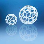 Mit der neuen Technologie zum 3D-Druck vollfluorierter Polymere können auch komplexe Strukturen realisiert werden. (Foto: 3M)