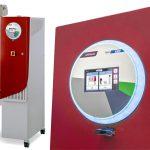 Wittmann: Fördersystem mit Touch