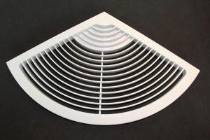 Lüftungsgitter – hergestellt auf der MacroPower 850. (Foto: Wittman)