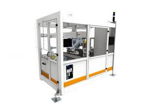 Swiss made: 4fach-IML-Anlage Single Serve Capsule zur Herstellung von Kaffeekapseln. (Foto: Beck Automation)