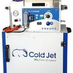 Cold-Jet: Trockeneisstrahlsysteme vermeiden manuelle Reinigung
