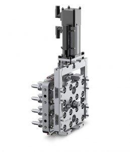 Das neue 16-fach-Nadelverschlusssystems von Günther ist besonders für den Einsatz bei Anwendungen in der Medizintechnik geeignet. (Foto: Günther)