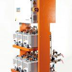 Das modular aufgebaute Mehrkreis-Temperiersystem integrat 80 von GWK für die segmentierte Werkzeugtemperierung gewährleistet hohe Freiheitsgrade bei allen Temperieraufgaben. (Foto: GWK)
